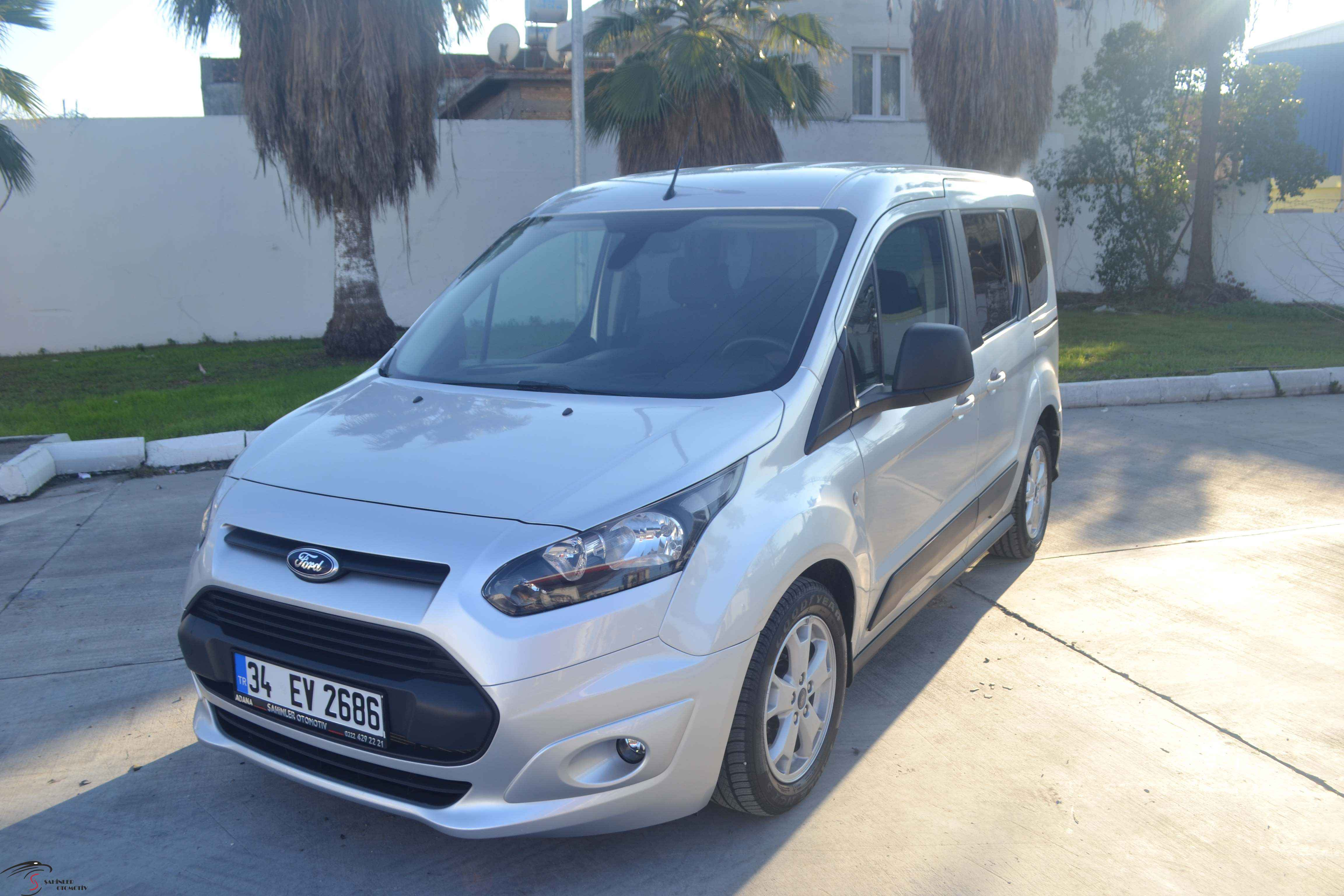 2014 Ford Tourneo Connect 1.6 TDCi Delux 95HP