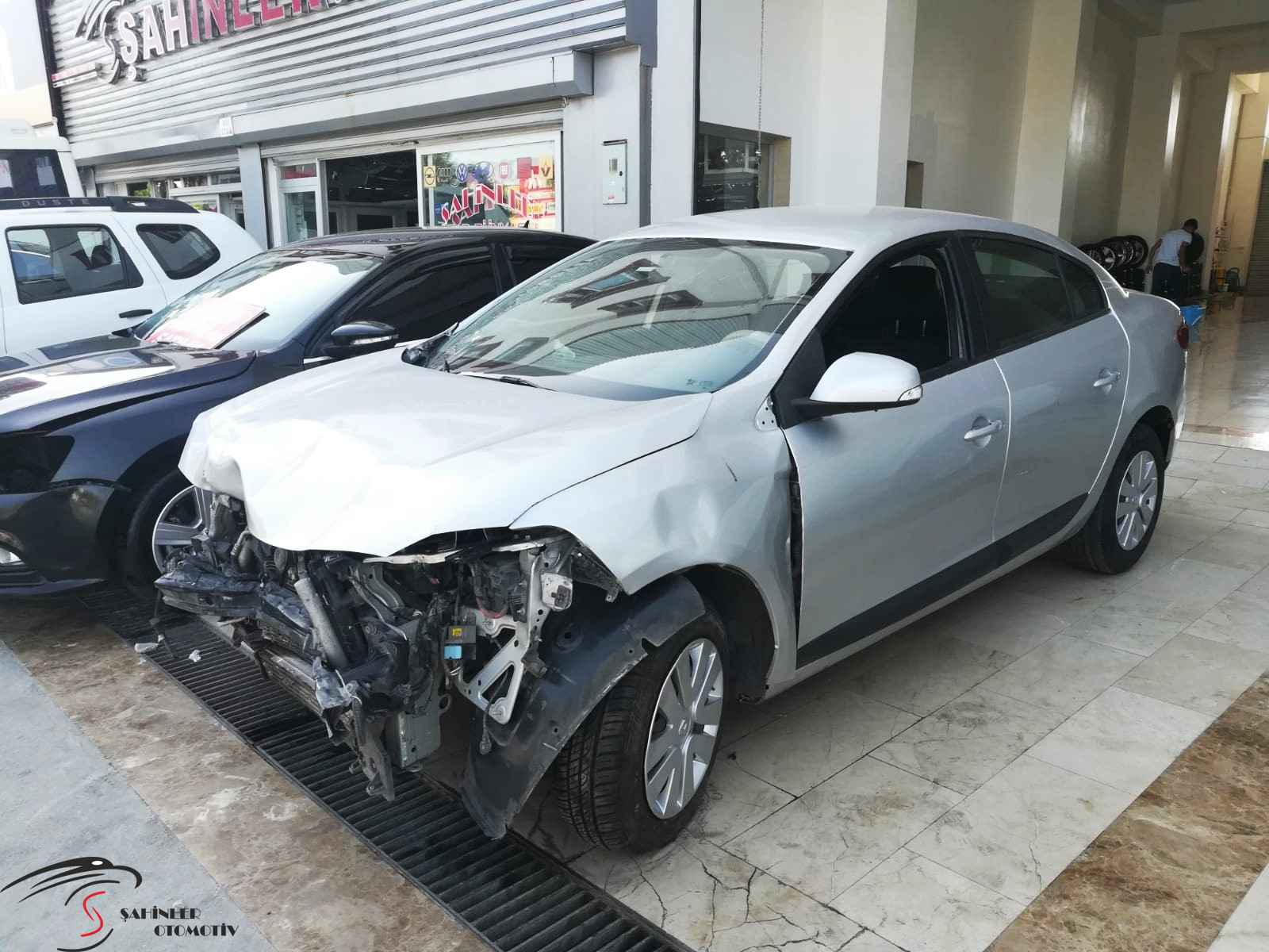 2012 Renault Fluence 1.5 DCI Bussines